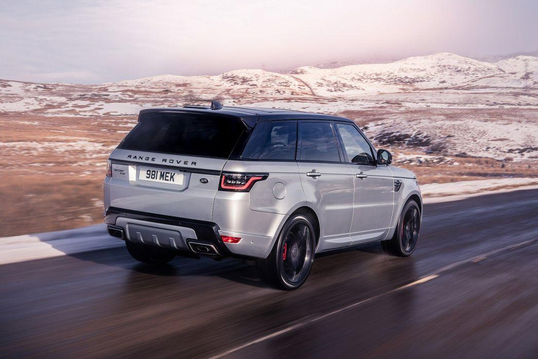 Image 4: Land Rover Range Rover Sport Estate 3.0 P400 HSE 5dr Auto [7 Seat]