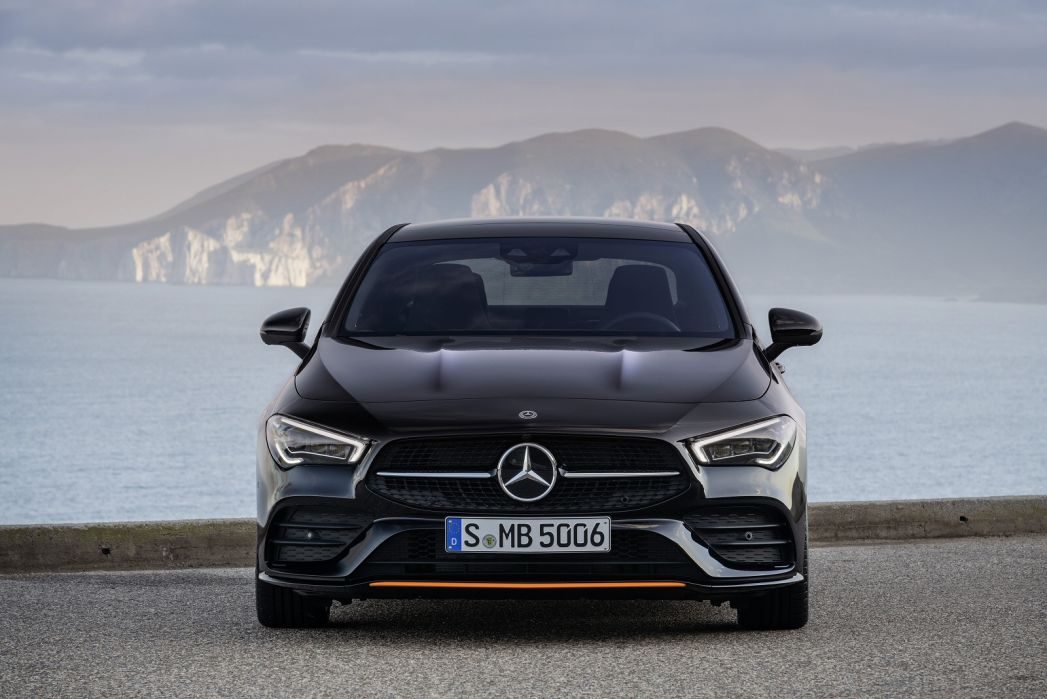 Image 3: Mercedes-Benz CLA Coupe CLA 250 AMG Line 4dr TIP Auto