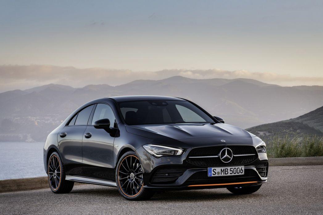 Image 5: Mercedes-Benz CLA Coupe CLA 250 AMG Line 4dr TIP Auto