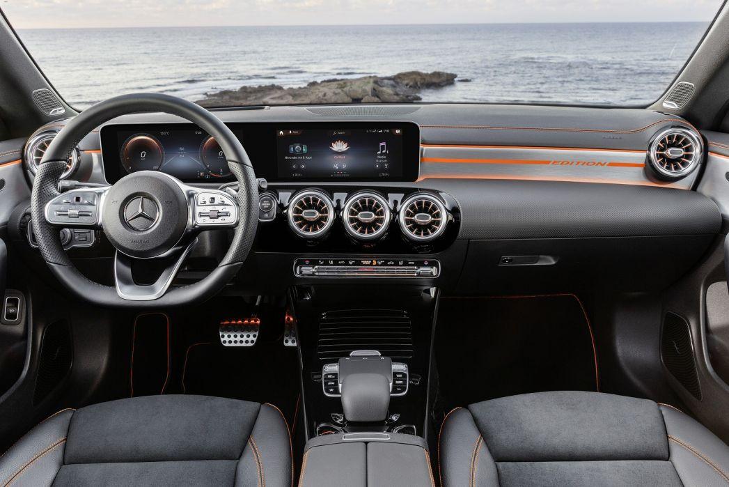 Image 6: Mercedes-Benz CLA Coupe CLA 200 AMG Line Premium 4dr TIP Auto