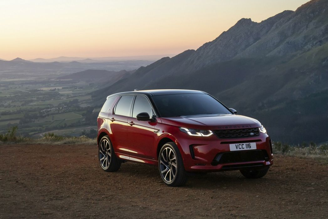Image 2: Land Rover Discovery Sport Diesel SW 2.0 D240 S 5dr Auto [5 Seat]