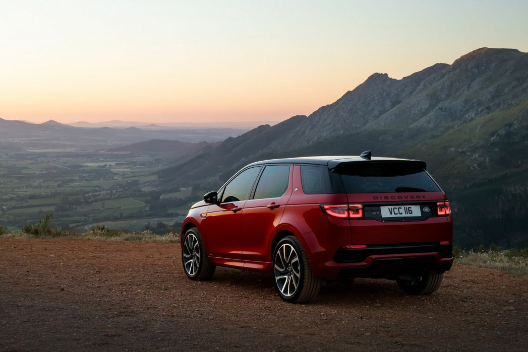 Image 3: Land Rover Discovery Sport Diesel SW 2.0 D240 S 5dr Auto [5 Seat]