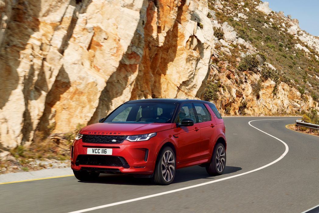 Image 4: Land Rover Discovery Sport Diesel SW 2.0 D240 S 5dr Auto [5 Seat]