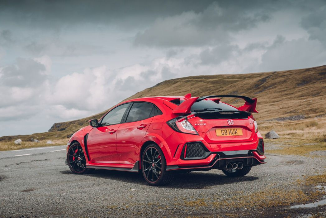 Image 4: Honda Civic Hatchback 2.0 Vtec Turbo Type R 5dr