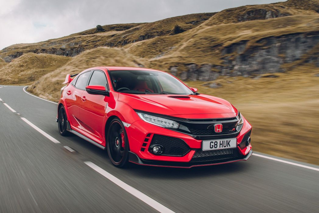 Image 5: Honda Civic Hatchback 2.0 Vtec Turbo Type R 5dr