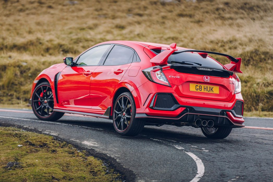 Image 3: Honda Civic Hatchback 2.0 Vtec Turbo Type R 5dr
