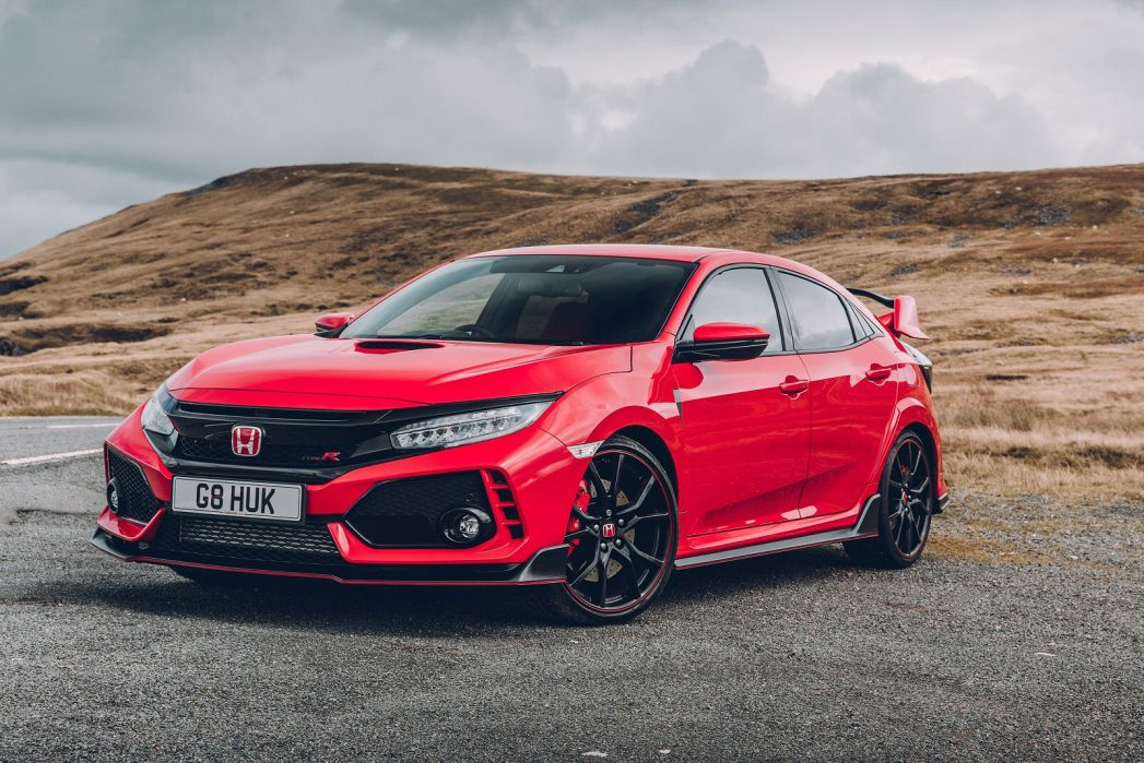 Video Review: Honda Civic Hatchback 2.0 Vtec Turbo Type R 5dr