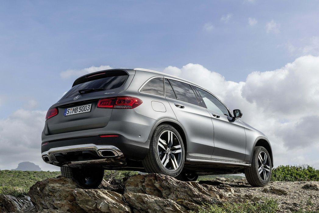 Image 3: Mercedes-Benz GLC AMG Estate GLC 63 4matic+ Premium Plus 5dr MCT