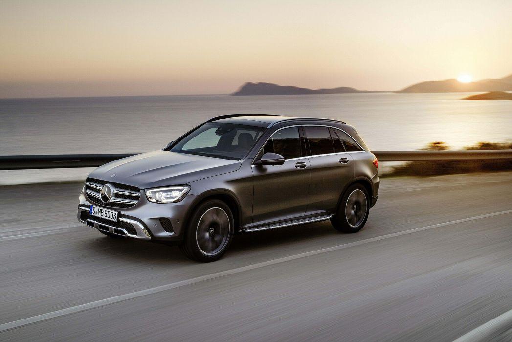 Image 5: Mercedes-Benz GLC AMG Estate GLC 63 4matic+ Premium Plus 5dr MCT