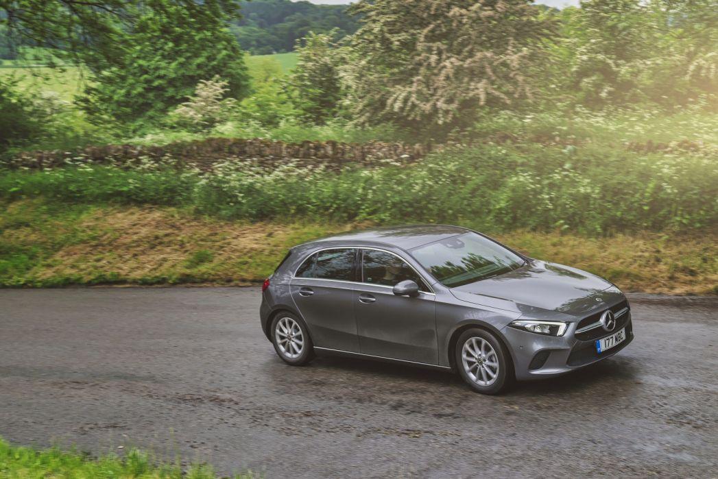 Image 2: Mercedes-Benz A Class Hatchback A200 AMG Line Premium 5dr Auto