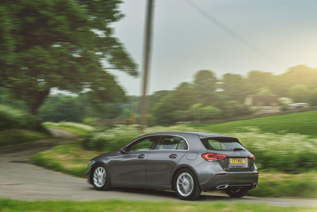 Image 4: Mercedes-Benz A Class Hatchback A200 AMG Line Premium 5dr Auto