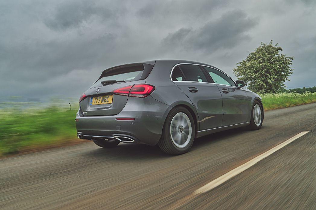 Image 5: Mercedes-Benz A Class Hatchback A200 AMG Line Premium 5dr Auto