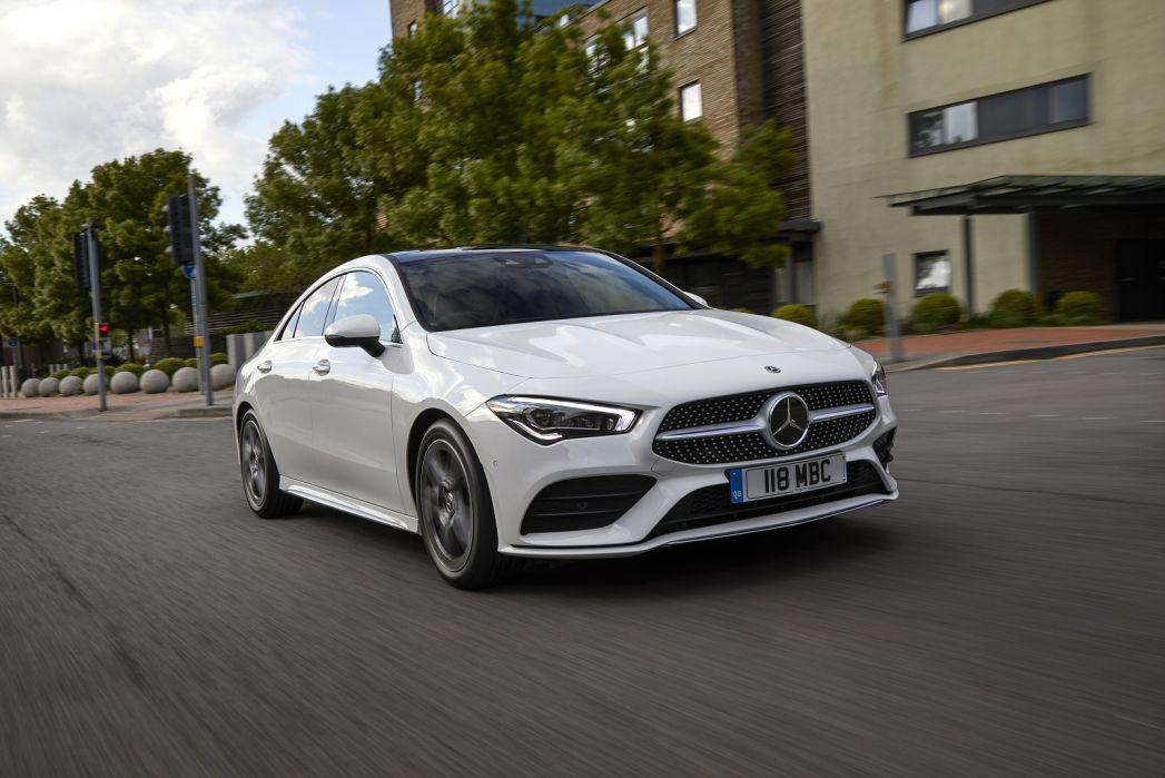 Image 3: Mercedes-Benz CLA AMG Coupe CLA 35 Premium 4matic 4dr TIP Auto