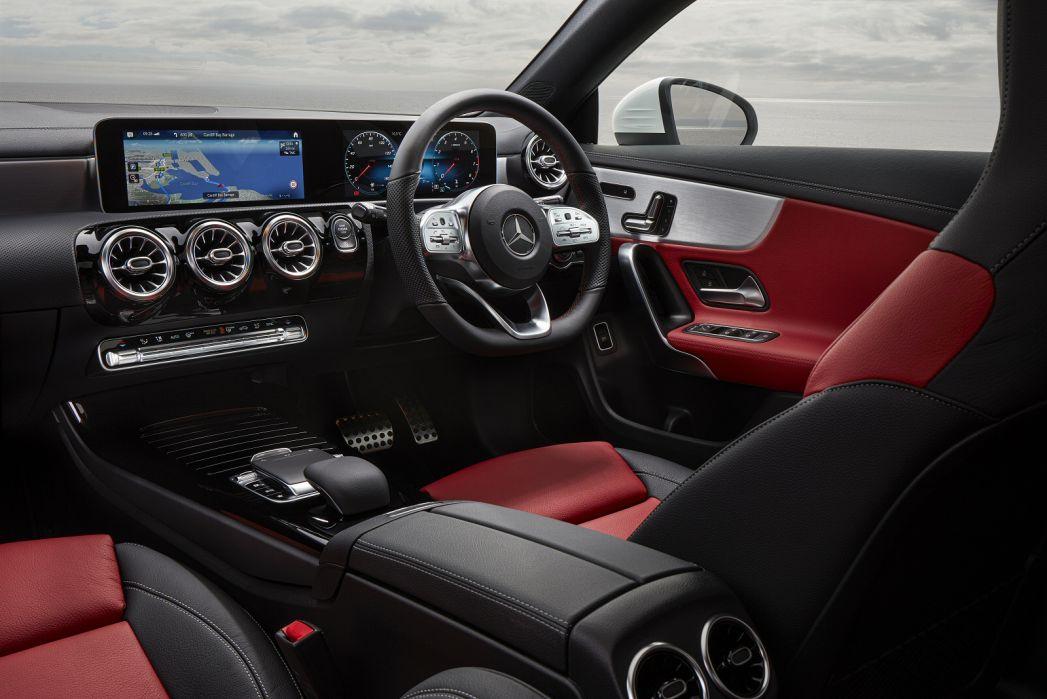 Image 4: Mercedes-Benz CLA Diesel Coupe CLA 220D AMG Line 4dr TIP Auto
