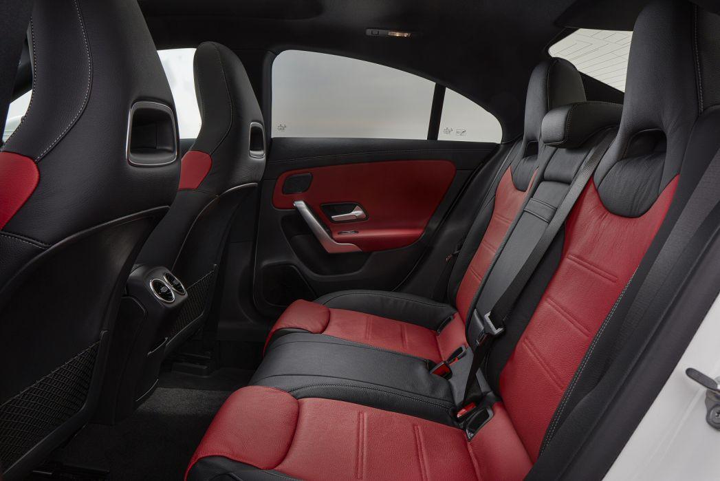 Image 3: Mercedes-Benz CLA Diesel Coupe CLA 220D AMG Line 4dr TIP Auto