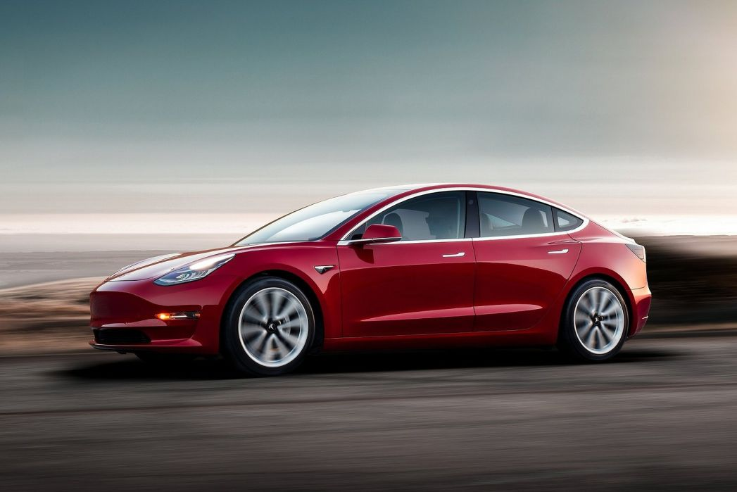 Image 6: Tesla Model 3 Saloon Performance AWD 4dr [performance Upgrade] Auto