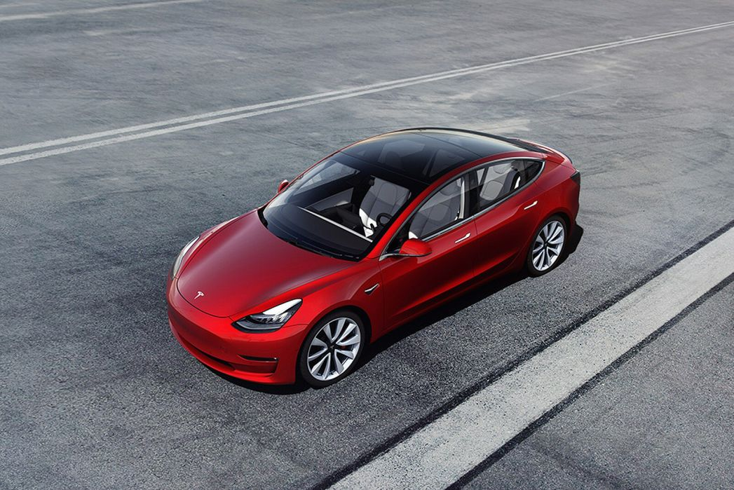 Image 3: Tesla Model 3 Saloon Performance AWD 4dr [performance Upgrade] Auto
