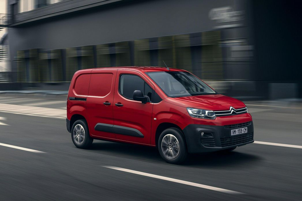 Video Review: Citroen Berlingo M Diesel 1.5 Bluehdi 1000KG Enterprise 100PS