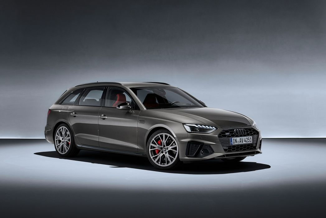 Image 4: Audi A4 Avant 35 Tfsi Technik 5dr [comfort+sound]