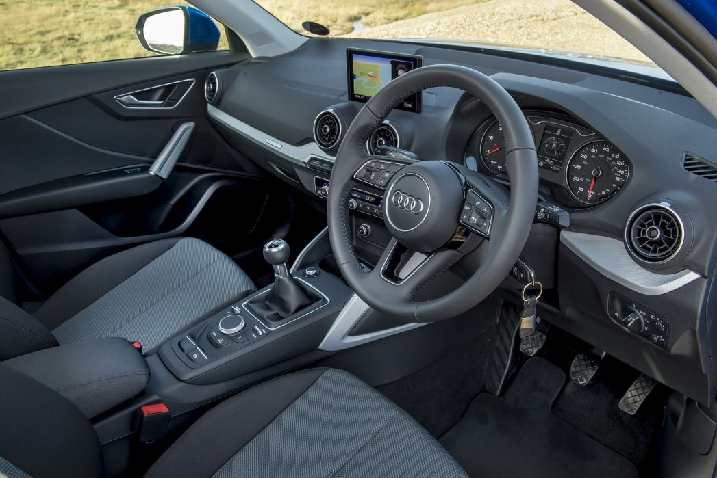 Image 2: Audi Q2 Diesel Estate 30 TDI Technik 5dr