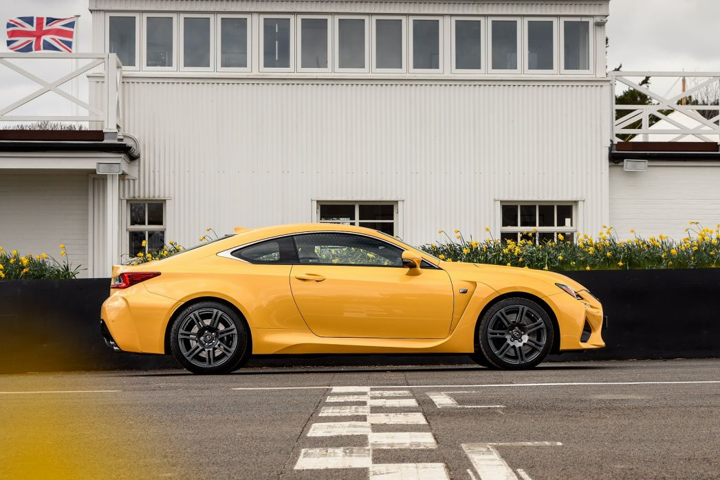 Video Review: Lexus RC F Coupe Special Edition 5.0 Track Edition 2dr Auto