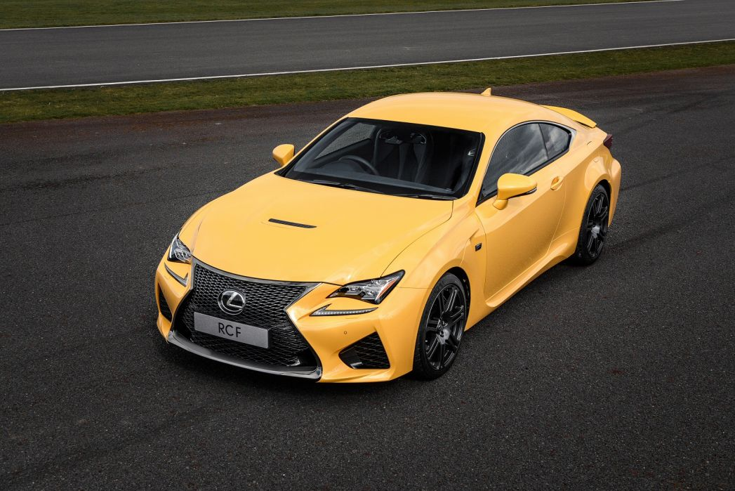 Image 2: Lexus RC F Coupe Special Edition 5.0 Track Edition 2dr Auto