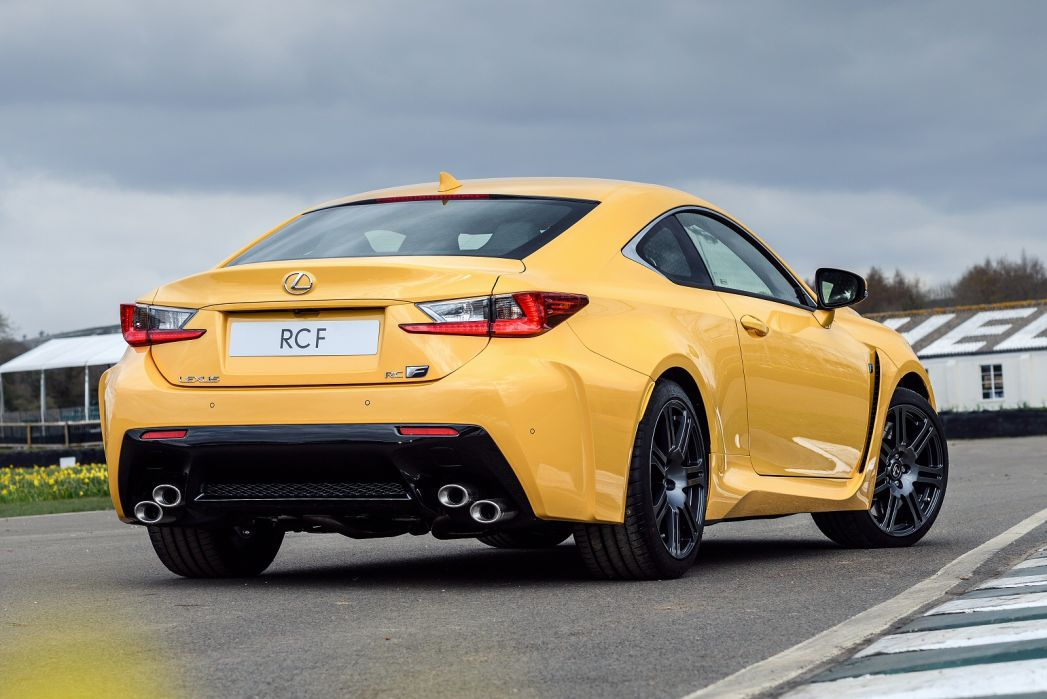 Image 3: Lexus RC F Coupe Special Edition 5.0 Track Edition 2dr Auto