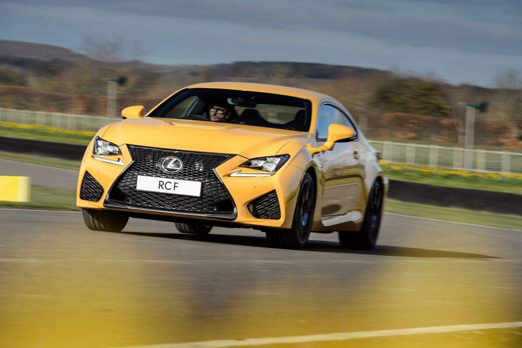 Image 4: Lexus RC F Coupe Special Edition 5.0 Track Edition 2dr Auto