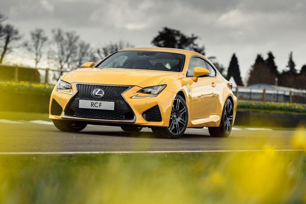 Image 6: Lexus RC F Coupe Special Edition 5.0 Track Edition 2dr Auto