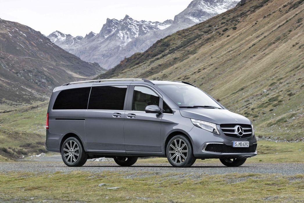 Image 6: Mercedes-Benz V Class Diesel Estate V220 D Sport 5dr 9G-Tronic
