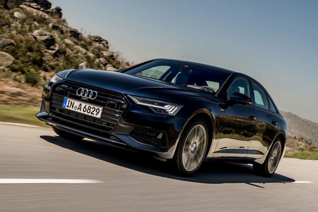 Video Review: Audi A6 Saloon 45 Tfsi Quattro Black Edition 4dr S Tronic