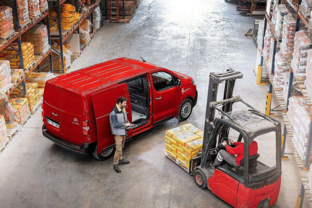 Image 5: Citroen Dispatch XS Diesel 1000 1.5 Bluehdi 100 VAN Enterprise