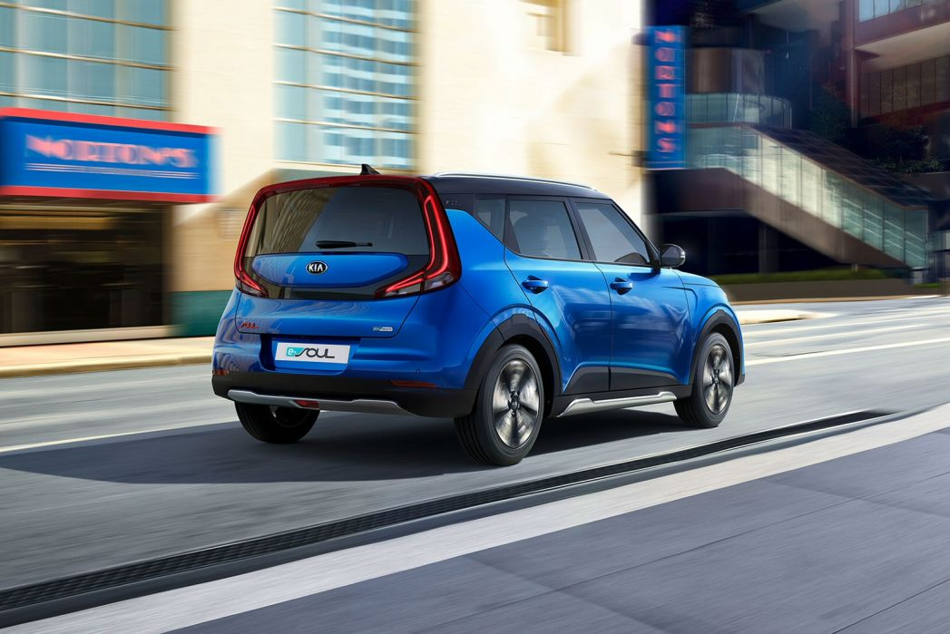 Image 4: KIA Soul Electric Hatchback 150KW First Edition 64KWH 5dr Auto