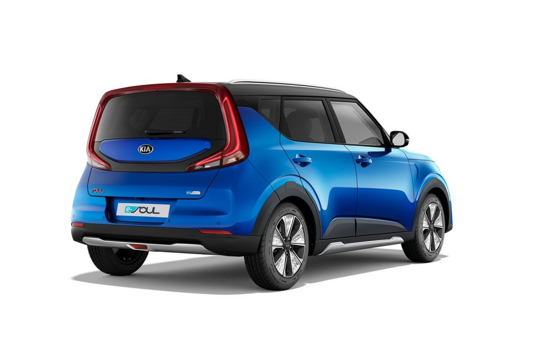 Image 6: KIA Soul Electric Hatchback 150KW First Edition 64KWH 5dr Auto
