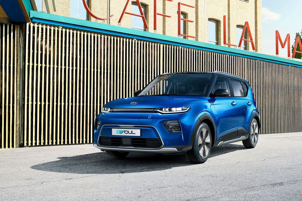 Video Review: KIA Soul Electric Hatchback 150KW First Edition 64KWH 5dr Auto