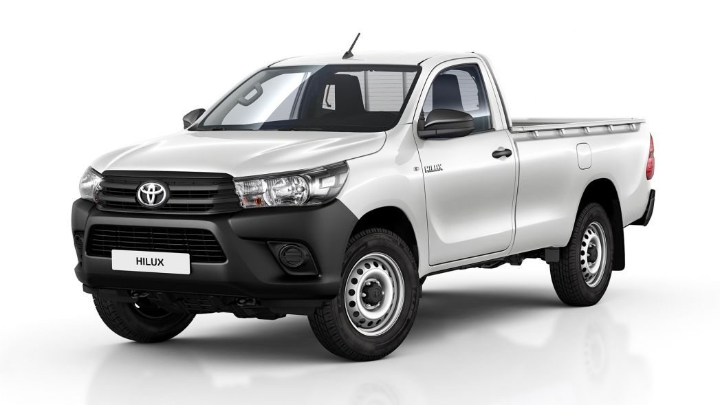 Image 2: Toyota Hilux Diesel Active Pick UP 2.4 D-4D [3.5T TOW]
