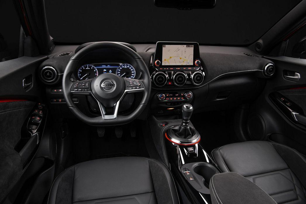 Image 2: Nissan Juke Hatchback 1.0 DIG-T Visia 5dr