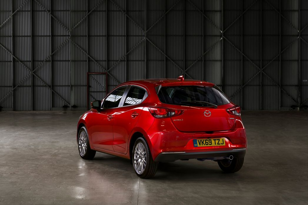 Video Review: Mazda Mazda2 Hatchback 1.5 Skyactiv-G 75 SE-L 5dr