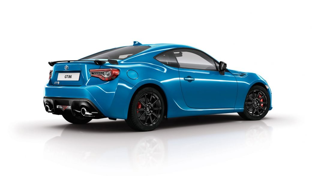 Image 3: Toyota GT86 Coupe Special Edition 2.0 D-4S Blue Edition 2dr