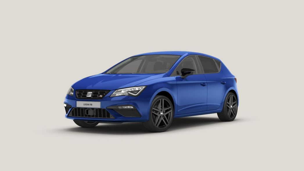 Image 6: Seat Leon Hatchback 1.5 TSI Evo FR Black Edition [EZ] 5dr