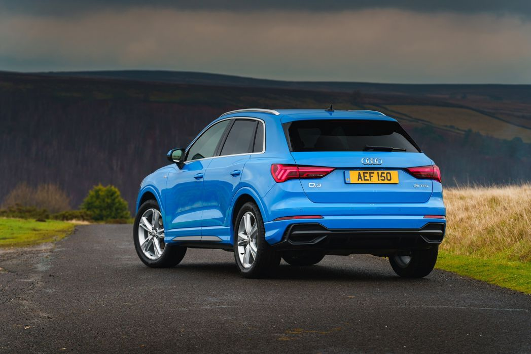 Image 2: Audi Q3 Estate Special Editions 35 TDI Edition 1 5dr S Tronic [comfort+sound Pack]