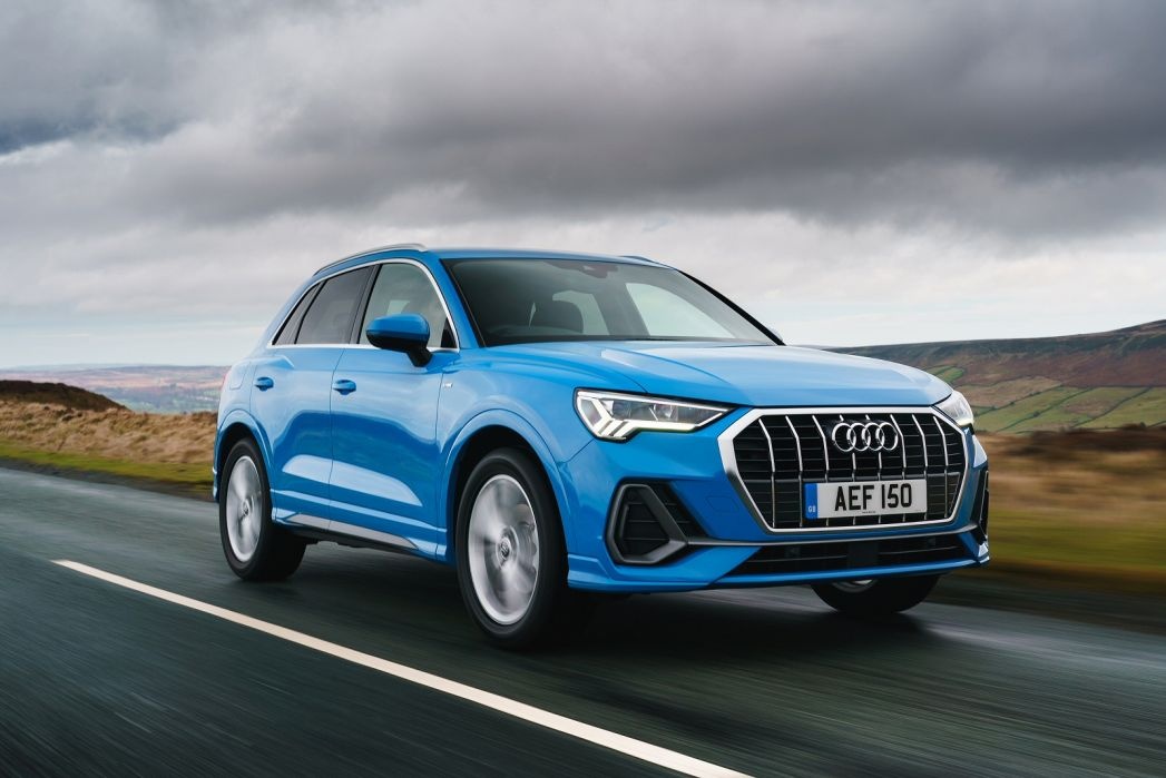 Image 3: Audi Q3 Estate Special Editions 35 TDI Edition 1 5dr S Tronic [comfort+sound Pack]