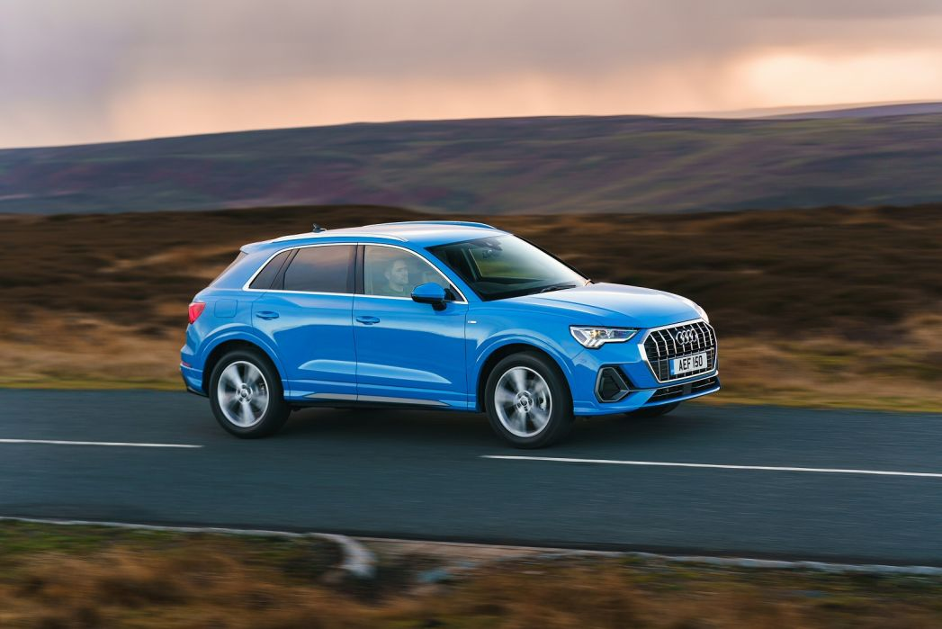 Image 4: Audi Q3 Estate Special Editions 45 Tfsi Quattro Edition 1 5dr S Tronic [C+S Pack]
