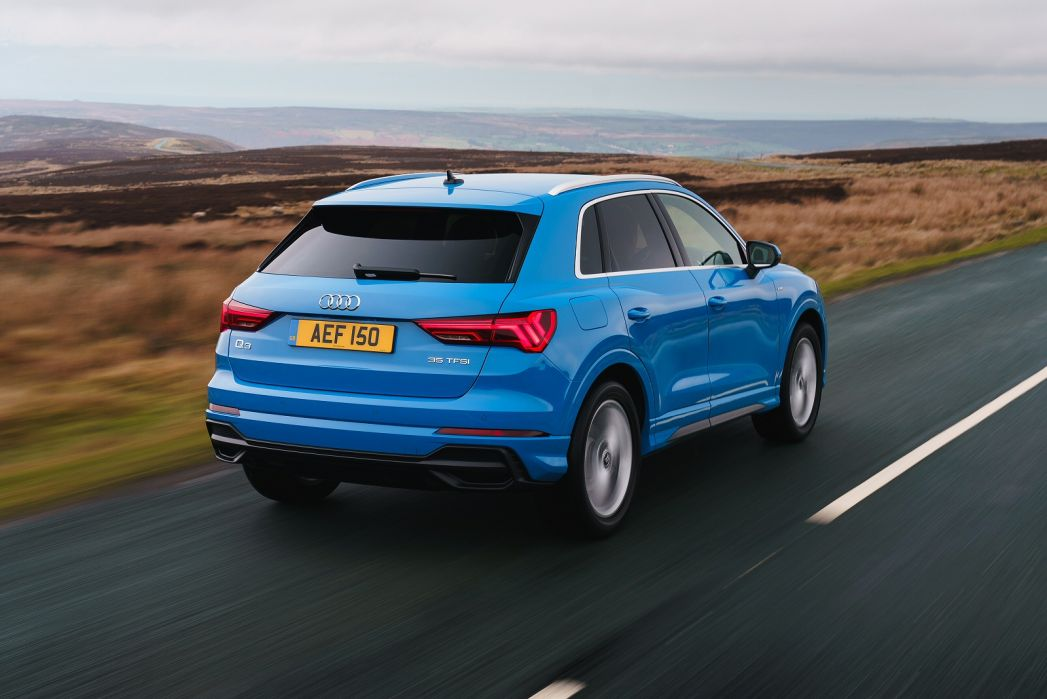 Image 5: Audi Q3 Estate Special Editions 35 TDI Edition 1 5dr S Tronic [comfort+sound Pack]