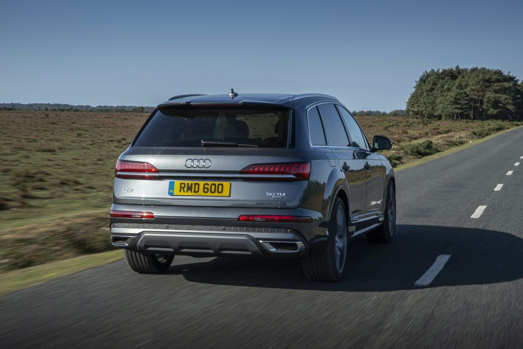Image 6: Audi Q7 Estate 55 Tfsi E Quattro Black Edition 5dr Tiptronic