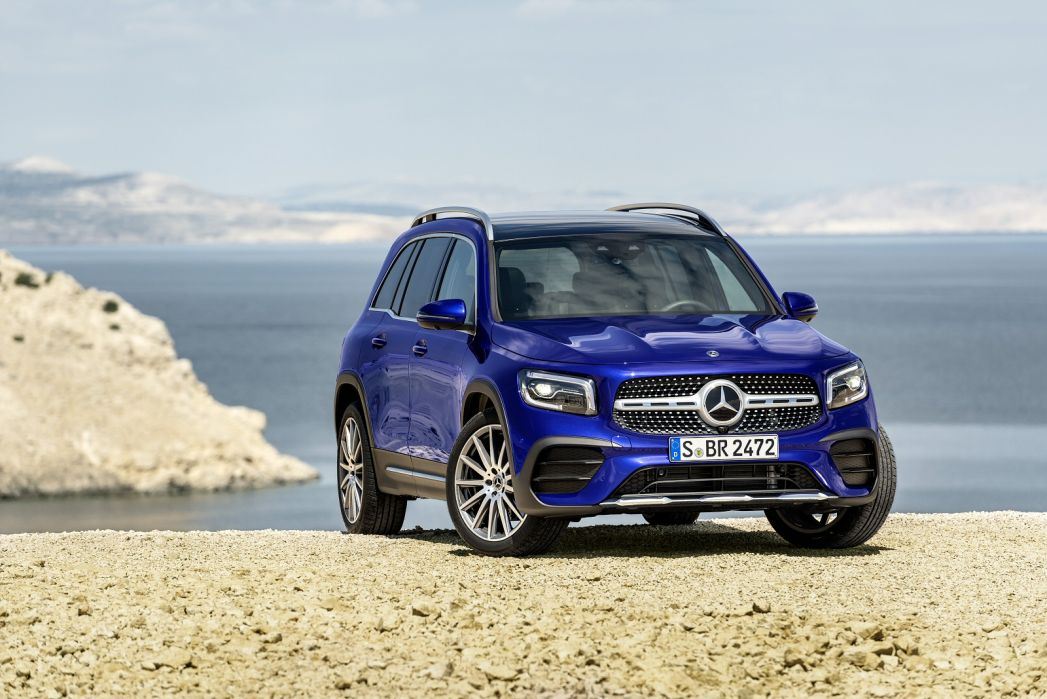 Video Review: Mercedes-Benz GLB Diesel Estate GLB 200D AMG Line 5dr 8G-Tronic