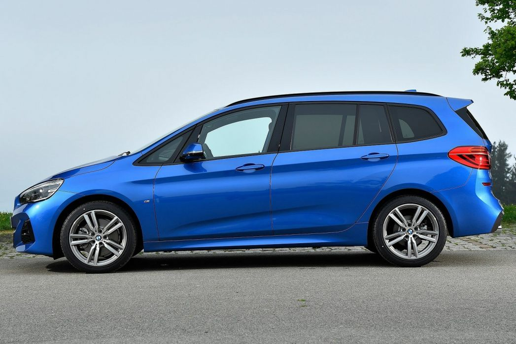 Video Review: BMW 2 Series Gran Tourer 218I [136] SE 5dr Step Auto
