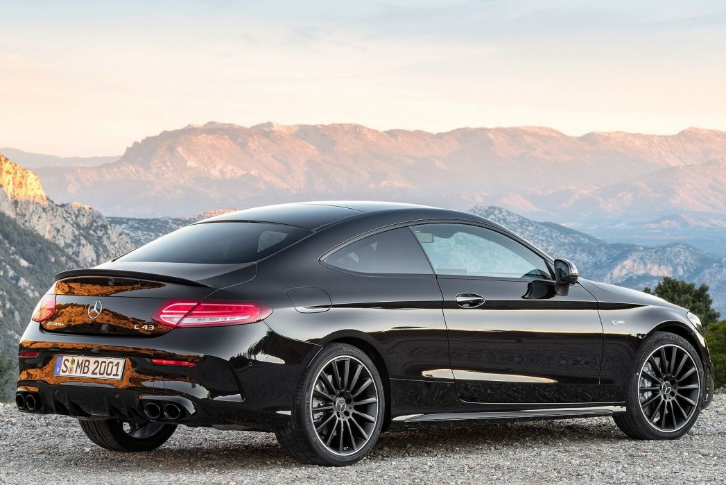 Image 2: Mercedes-Benz C Class Coupe C200 AMG Line Edition 2dr 9G-Tronic
