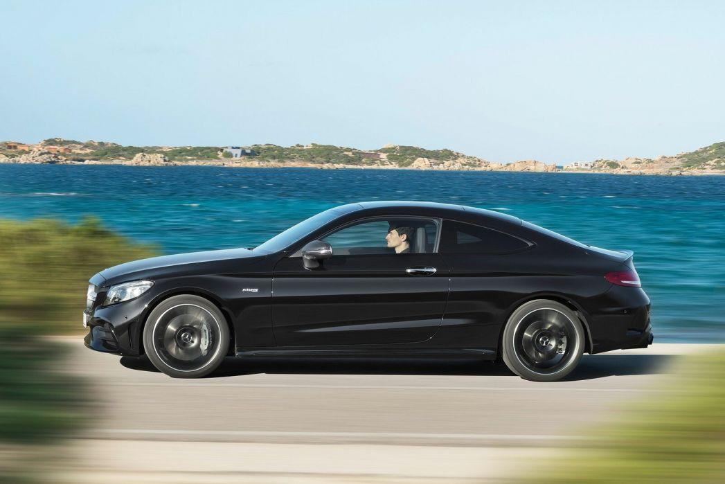 Image 4: Mercedes-Benz C Class Coupe C200 AMG Line Edition 2dr 9G-Tronic