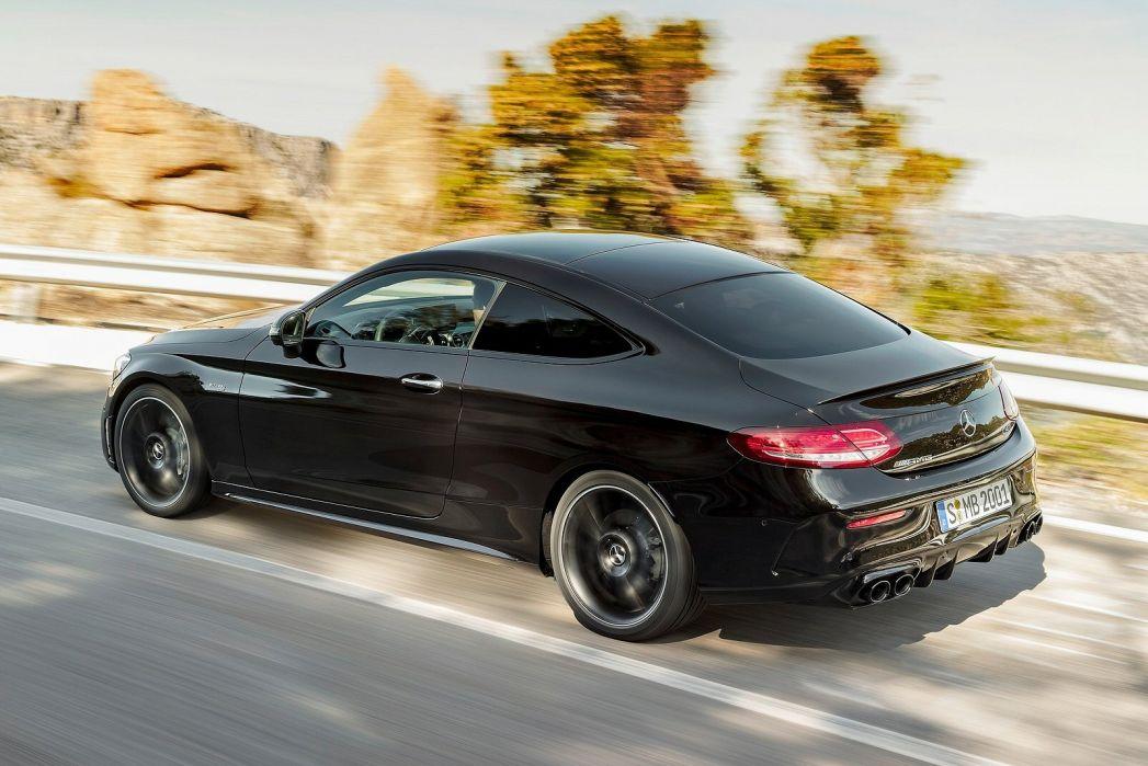 Image 5: Mercedes-Benz C Class Coupe C200 AMG Line Edition 2dr 9G-Tronic